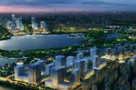 Tianjin Houtai City Park Region Urban Design