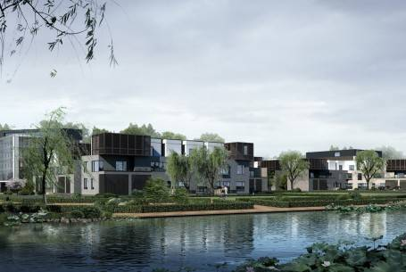 Taicang Southern Suburbs Southwest Area Urban Design