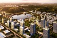 Liyang Western District Key Area Urban Design