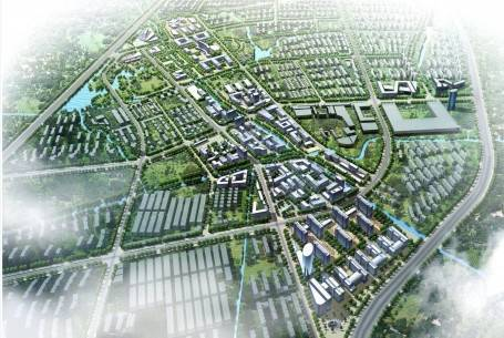 Huaqiao Town Central District Urban Design
