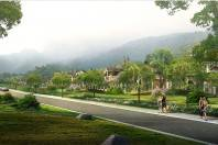 Ningbo Dongqian Lake Zhaiji Villa Project Planning