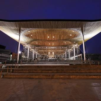 The National Assembly For Wales Building Performance Improvement