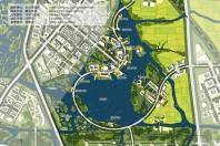 Xitai Lake Ecological Scientific Educational New City Planning